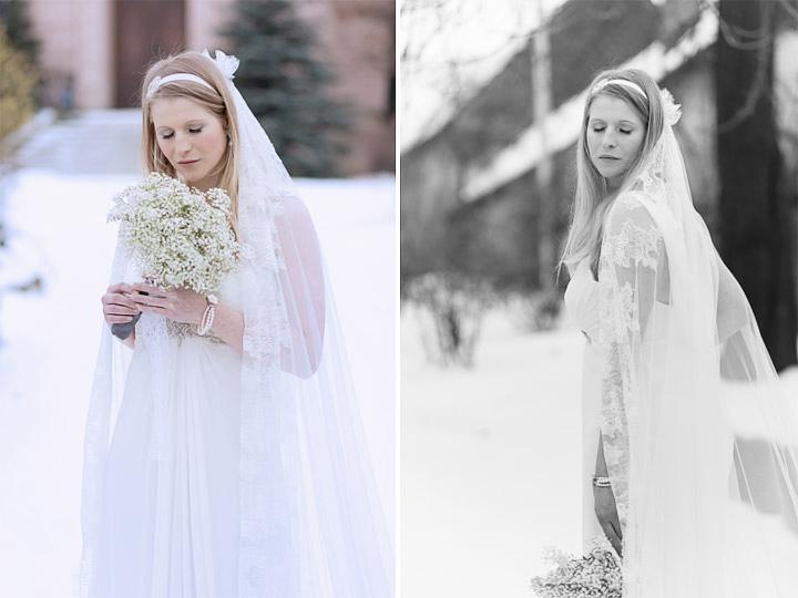 Winter Hochzeit, Dorelies Hofer, doho foto, Hochzeitsfotos, Wien