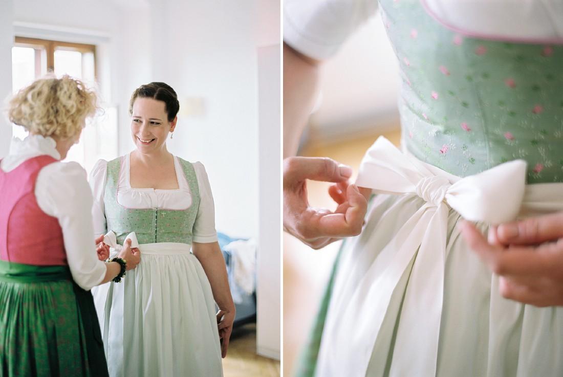 Hochzeitsfotos, Trachtenhochzeit, Dorelies Hofer, Wien, Niederösterrreich, Mödling, Horn