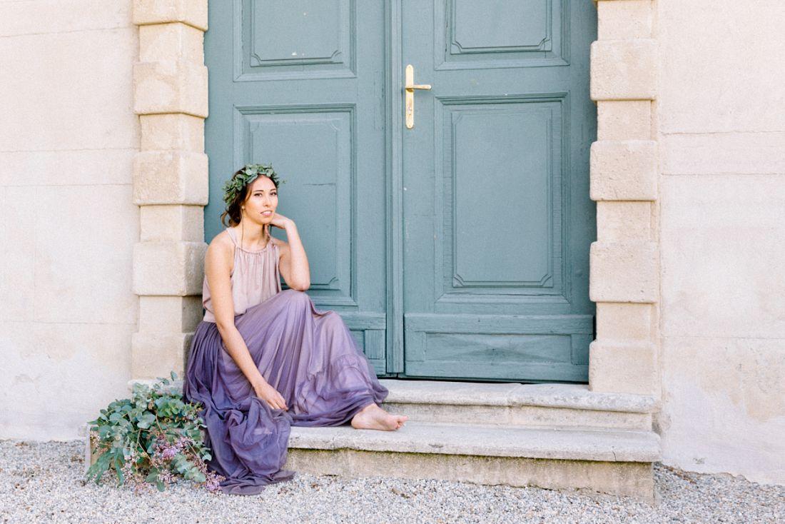 Hochzeitsfotos, Pantonefarbe 2018, Ultraviolett, Farbthema Hochzeit, Schloss Walpersdorf